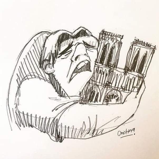 15 de Abril 2019 Notre Dame